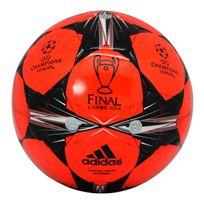 Adidas performance - Finale Lis Cap Ballon de Football Unisex Rouge