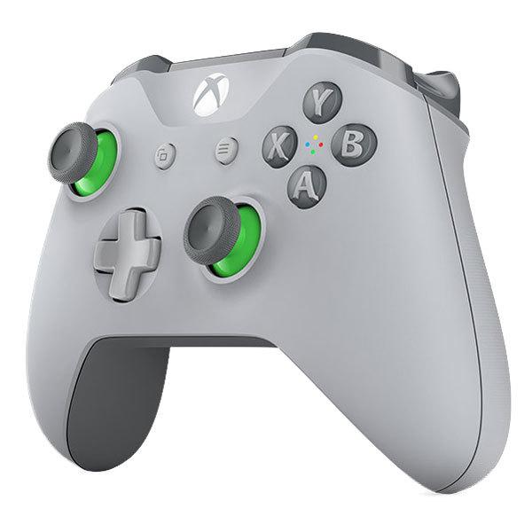 Manette Xbox sans fil grise / verte