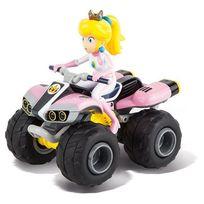 Carrera - Mario - Mario Kart 8-Quad Peach radiocommandé 1/20 ème