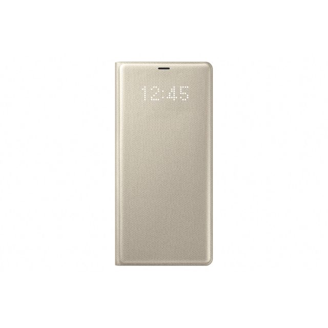 Samsung LED View Cover Galaxy Note 8 - Or