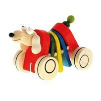 Mertens - Pull Along Dog Toy