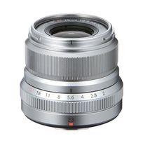 Fuji - Fujifilm Fujinon Xf 23 mm f/2 R Wr Silver