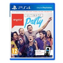 Playstation 4 - Singstar Ultimate Party Ps4
