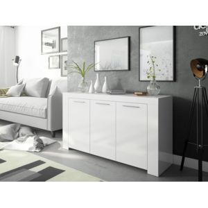 habitat et jardin buffet ambre 144 x 42 x 80 cm. Black Bedroom Furniture Sets. Home Design Ideas