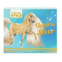 Playbac - Cheval Style : Golden Star