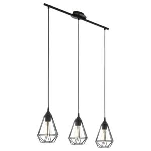 Eglo lampe pendante noire tarbes 79 cm 79cm x 110cm x - Magasin bricolage tarbes ...