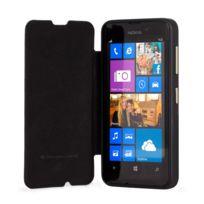 Mozo - Works With Nokia Etui Folio Noir Pour Nokia Lumia 530