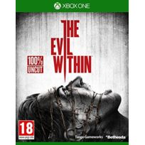 Bethesda Softworks - The Evil Within IMPORT Allemand, JEU Xbox One Jeux Video Xbox One