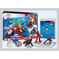 Walt Disney - Pack De Démarrage Avengers Ps3