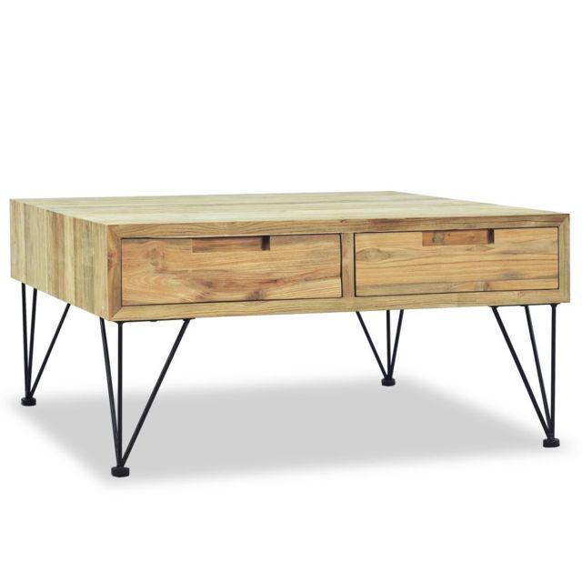 80 X Cm Basse Basses Tables Teck Table Icaverne Categorie Massif 40 XwOZikTPu