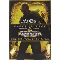 The Walt Disney Company Italia S.P.A. - Il Mistero Dei Templari EDIZIONE Speciale, EDIZIONE Speciale IMPORT Italien, IMPORT Coffret De 2 Dvd - Edition simple