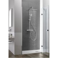 innoxa colonne de douche thermostatique inox