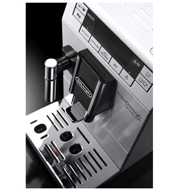 De'Longhi - Machine à expresso PrimaDonna XS Deluxe - ETAM36-365M
