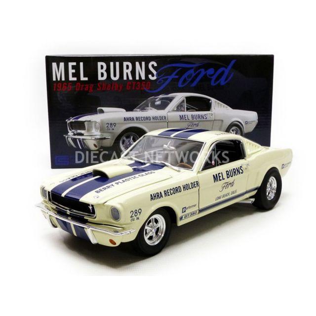 Acme - 1/18 - Ford Shelby Gt 350 - Mel Burns Drag Car 1965 - 1801811