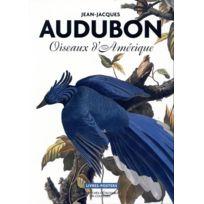 Bibliotheque Nationale De France - oiseaux d'Amérique