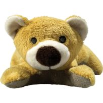 Mbw - Peluche ours - nettoyeur d'écran - 60603 beige