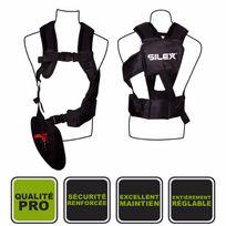 Silex - Harnais professionnel ® pour débroussailleuse
