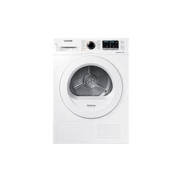 samsung dv80m5010kw seche linge 8 kg pompe a chaleur a blanc achat s che linge nc. Black Bedroom Furniture Sets. Home Design Ideas
