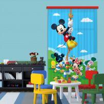 Bebe Gavroche - Rideaux La Maison de Mickey et ses amis Disney-Standard : 140x245 cm