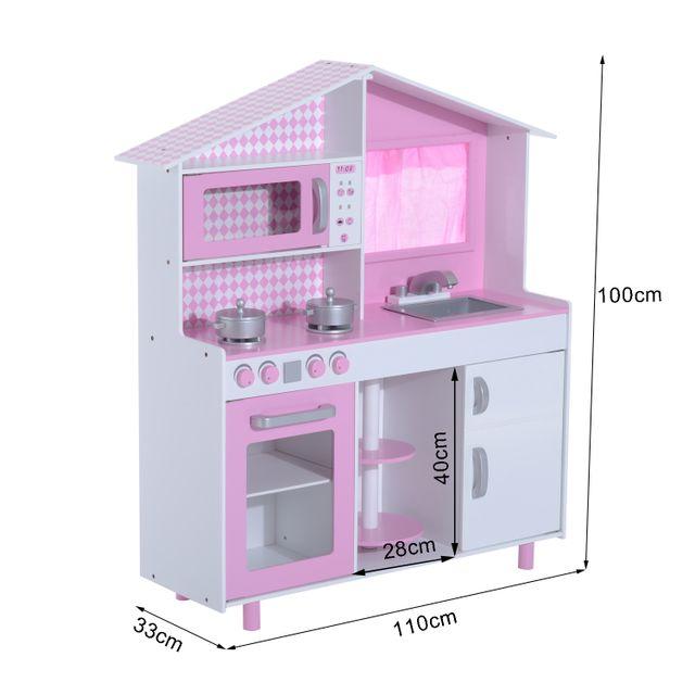 cuisine en bois jouet - achat/vente cuisine en bois jouet pas cher