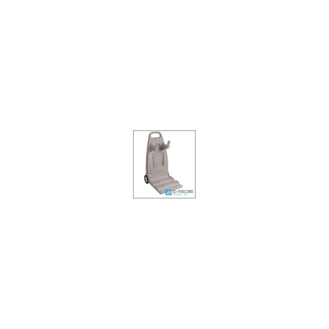 Hayward - AquaVac 300 Qc Quick Clean Lamelles Picots avec Chariot