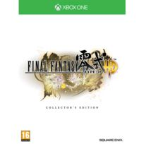 Square Enix - Final Fantasy Type O édition Collectore pour Xbox One