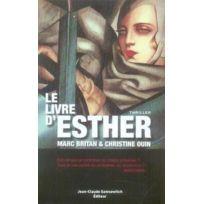 Jean-claude Gawsewitch - le livre d'esther