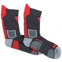Dainese - D-core Mid Sock Black Red