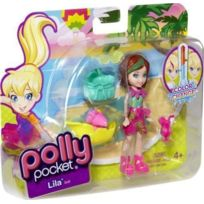 Polly Pocket - Polly, Pacifique Sud, Pourpre