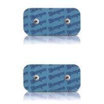 Compex - Électrodes Performance Snap 5 x 10 mm sac de 2 unités