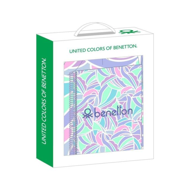 Safta - Coffret cadeau Benetton Arcobaleno