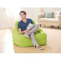Intex - Fauteuil gonflable Square