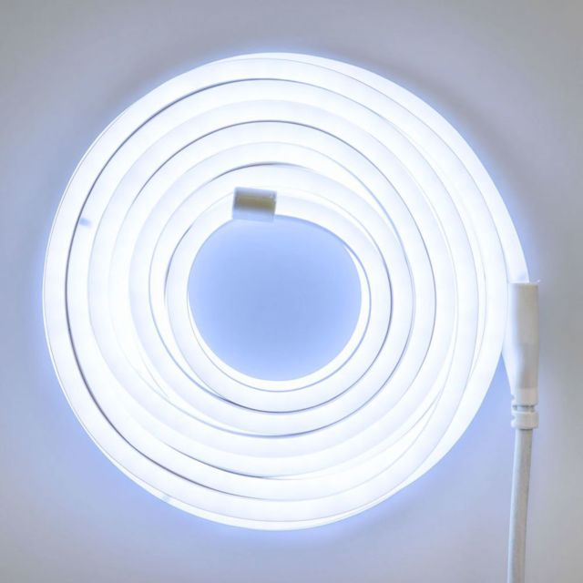 Lotti Tube Lumineux Neon 8m Blanc Froid
