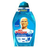 Mr Propre - Nettoyant gel liquide multi usages fraîcheur d'hiver - Flacon de 600 ml