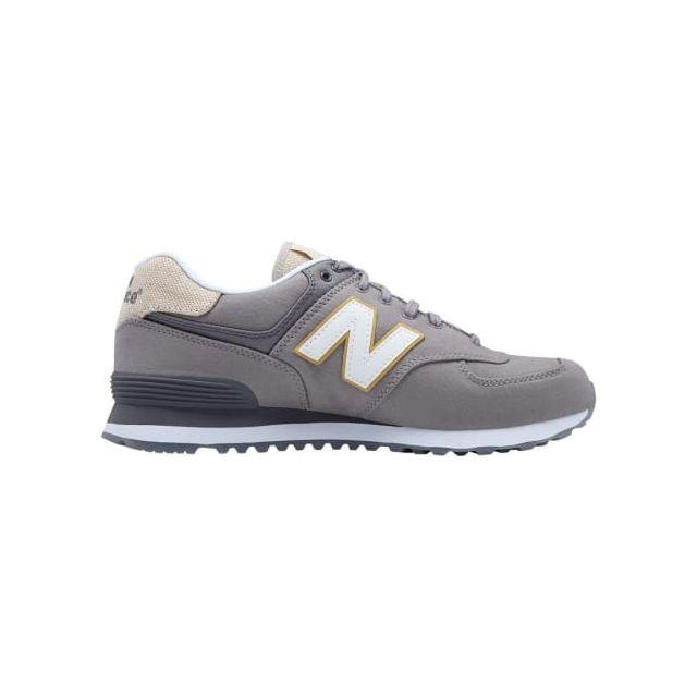 Core Balance Blanc New 574 Pas Ml Chaussures Cher Plus Gris ABxqa