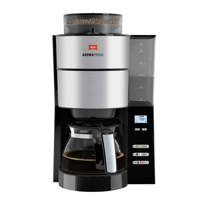 melitta cafeti re filtre aromafresh 1021 01 achat cafeti re. Black Bedroom Furniture Sets. Home Design Ideas