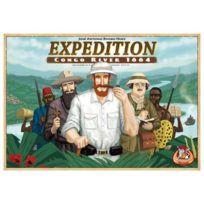 White Goblin Games - Jeux de société - Expedition : Congo River 1884