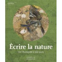 Citadelles & Mazenod - Écrire la nature