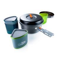 Gsi - set de cuisine alu Pinnacle Backpacker