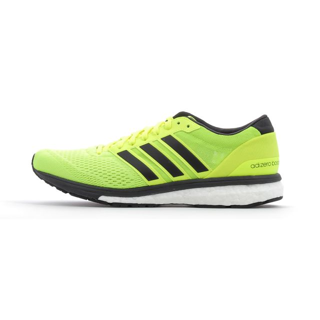 cheap for discount 778f0 f8aa1 adidas Adizero Adios Femme Saumon   chaussures running adidas femme