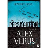 Anne Carriere - Alex Verus tome 3 ; persécution