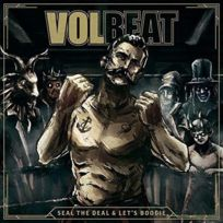 Mercury - Volbeat - Seal The Deal And Let's Boogie DigiPack Edition de luxe