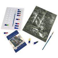 Royal & Langnickel - Pom-set2 Activity Kits Peindre Sa Propre Oeuvre D'ART