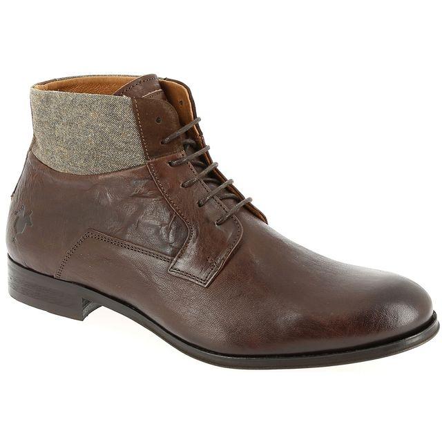 Boots Pas Rueducommerce Criol Kost Homme Vente Achat Cher fcX77WyT