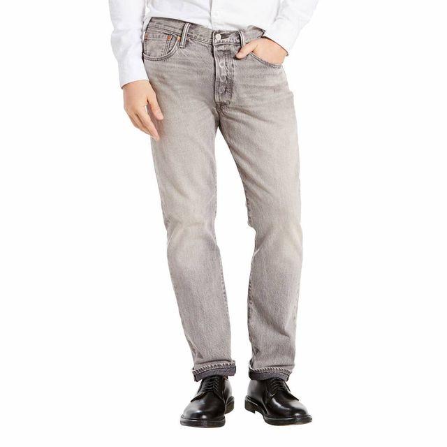 Levi S - Jean 501 original fit Lafayette Gris - W30 L34 - pas cher Achat   Vente  Jeans homme - RueDuCommerce 8a3b8d3e60c3