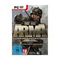 Flashpoint Ag - Arma 2: Combined Operations - Gold Edition import allemand