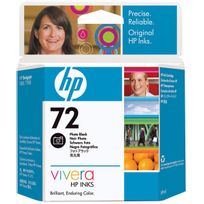 Hp - 72 Photo Black Ink Cart