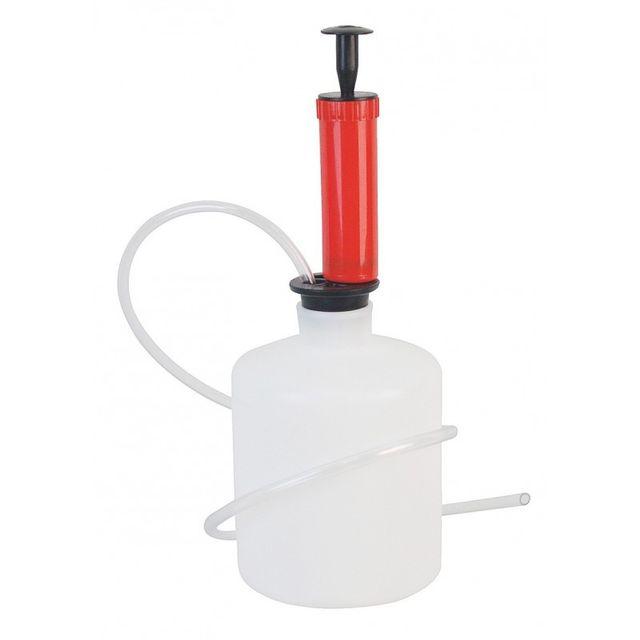 autobest pompe de vidange manuelle 1 6l avec 2 tuyaux pvc pas cher achat vente fournitures. Black Bedroom Furniture Sets. Home Design Ideas