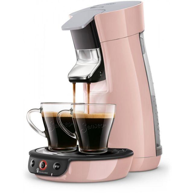 PHILIPS Machine à café à dosettes Senseo Viva Café HD6563/31