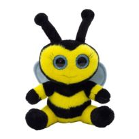 Wild Planet - All About Nature - K7841 - Peluche - Abeille - 15 Cm